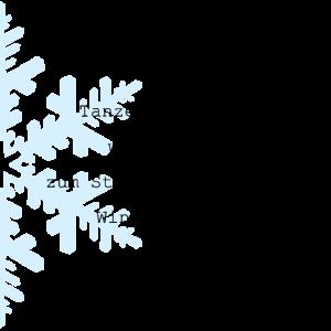 Schneeflocken Gedicht Winter