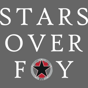 stars large text logo center