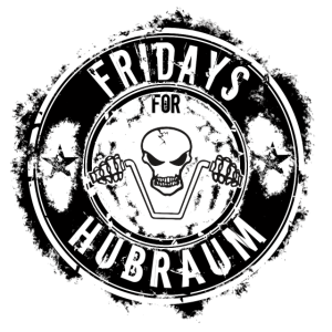 Fridays for Hubraum anti Fridays for Future
