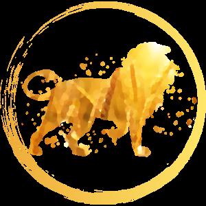 Kämpfer Löwenlogo