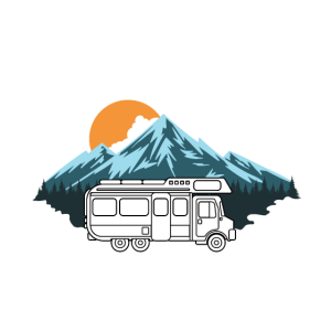 Wohnmobil - Camper - Camping - Oma - Geschenk