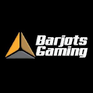 Weiße Gaming-Barjots