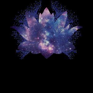 Lotus Yoga Galaxy