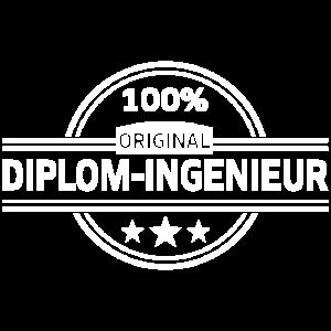 100% Original Diplom Ingenieur Geschenk