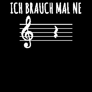 Musikerin Geschenk für Musiklehrerin Spruch Musik