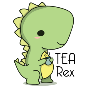 tea rex design