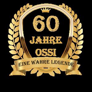 60 Jahre, 60. Geburtstag , Ossi , DDR Legende