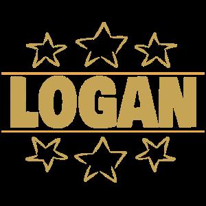 A lot of Stars to Logan
