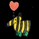 Janosch - Tigerente mit Herz SP