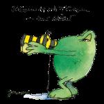Janosch - Frosch küsst Tigerente SP