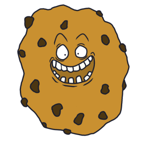 Comicstyle Cookie
