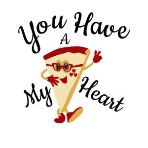 Hai un mio cuore