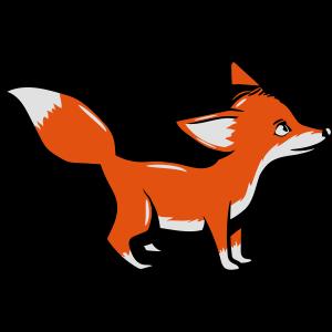 Fuchs klein süss