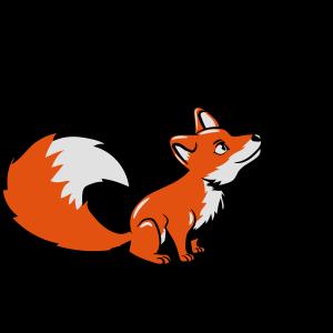 Fuchs klein süss schmetterling