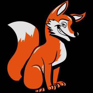 Fuchs süss macho witzig