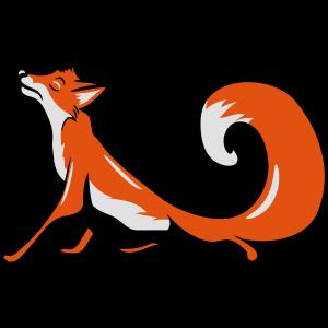 Fuchs witzig eitel