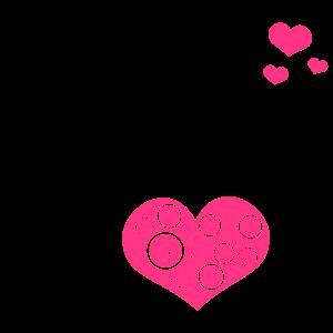 Schwester - Herzchen