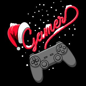 Gamer Weihnachten Kontroller