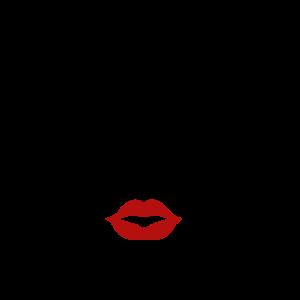 Frauen Gesicht Zeitlos und Simpel