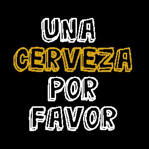 Ein Bier bestellen, aber auf Spanisch!