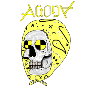 AGONY - TO THE TOP - RADIOACTIVE BOI