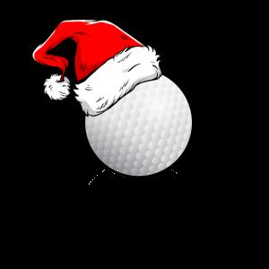 Golfball Mütze Weihnachtsmütze