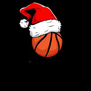 Basketball Mütze Weihnachten