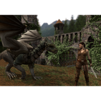 (dragon)