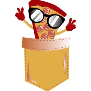 Tasca per amante della pizza