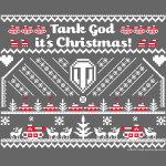 World of Tanks - Tank God it's Christmas small