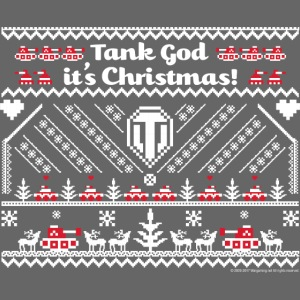 World of Tanks - Tank God it's Christmas small