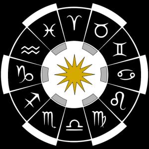 Sternzeichenkreis