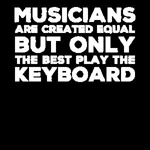 Lustiges Keyboarder-Klavier-Pianist-Geschenk