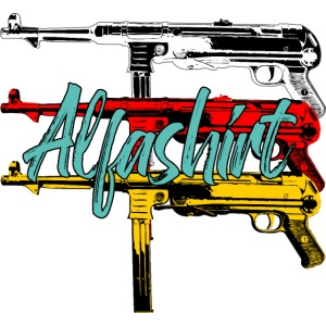 Alfashirt Mp40