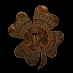 Steampunk, tolle Uhr