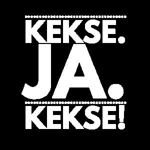 Kekse Spruch Liebe T-Shirt