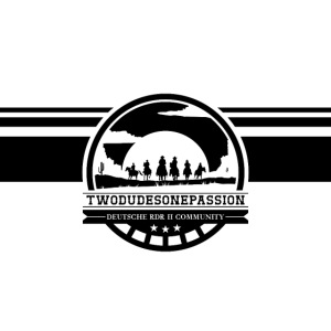 TwoDudesOnePassion Schwarz