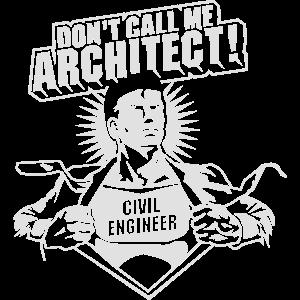 Civil Engineer T Shirt Design - the original