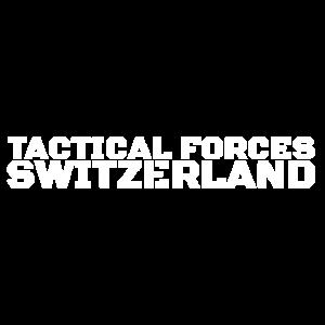 Tactical Forces Switzerland Weiße Schablone