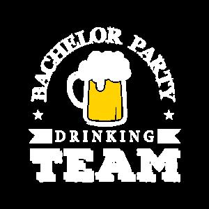 Junggesellenabschied Ideen Bier trinken JGA