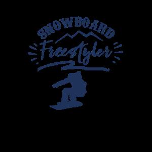Freestyle Freestyler Snowboard Boarden Snowboarder