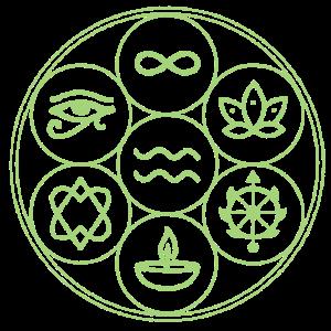 Sat Cit Ananada grün