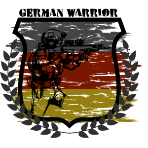 Ego Shooter deutschland fahne zielfernrohr