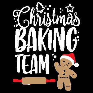 Christmas Baking Team - Xmas Cookie Crew