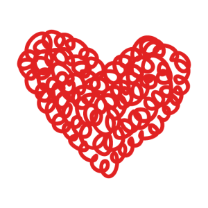 Herz Liebe Herzschmerz Beziehung romantik Geschenk