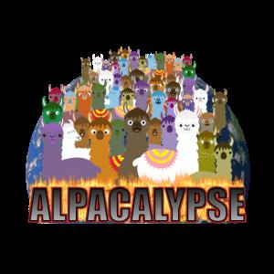 Alpacalypse - Lamageddon Geschenkidee