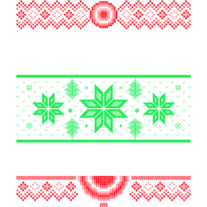 frohe Weihnachten ugly christmas