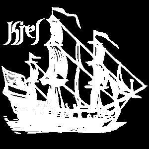 Kiel Schiff - Kieler - Design