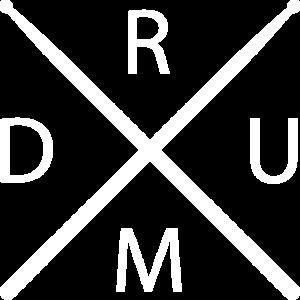 DRUM Schlagzeuger Drumstick T-Shirt