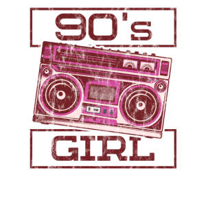 90's Girl Retro 90er Jahre Party Outfit